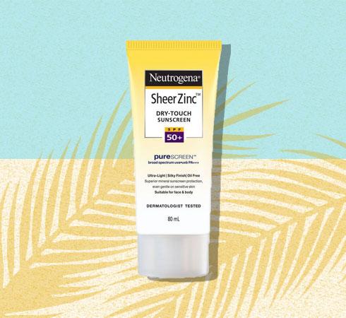 Neutrogena sunscreen for dry skin