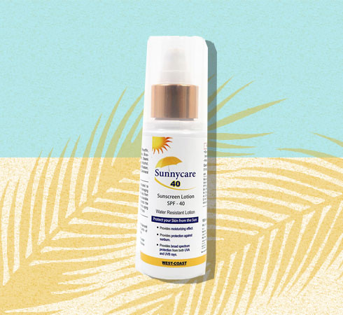 waterproof sunscreen for dry skin