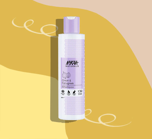 shampoo for dry and frizzy hair-1
