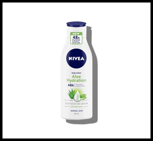 nivea body lotion for winter