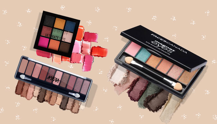 best affordable eyeshadow palettes