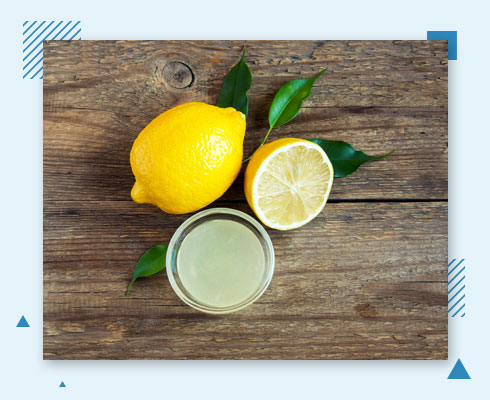 how to remove pimples fast with lemon juice