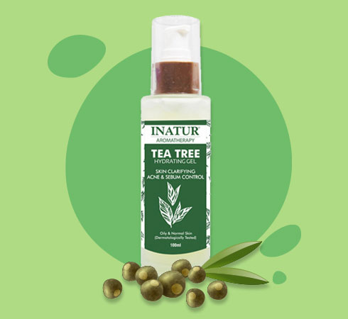 tea tree oil for dark spots on face