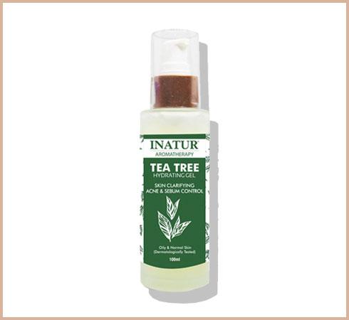 tea tree oil for dark spots on face
