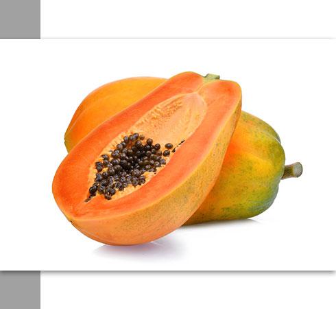 home remedy for skin tightening-papaya