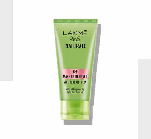 Lakme natural makeup remover