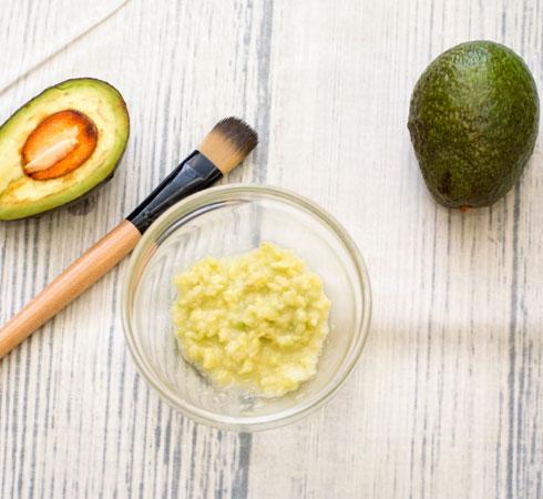 skincare home remedies – avocado