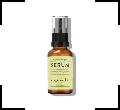 glycolic acid serum - neemli