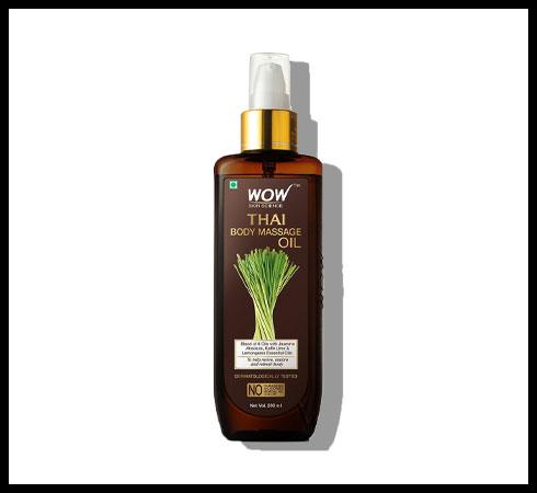 best body massage oil – wow