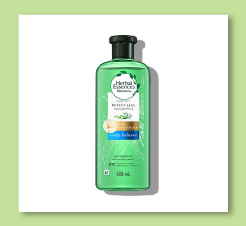eucalyptus oil for hair - herbal