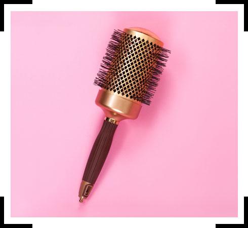 hair roller brush