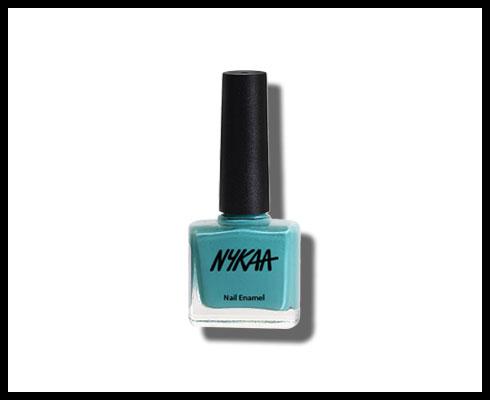 blue makeup - 2