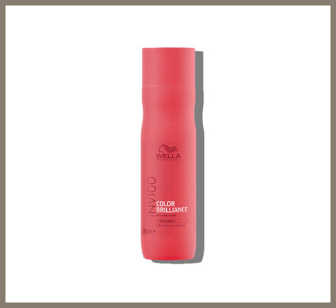 best shampoo for color treated hair – wella professionals