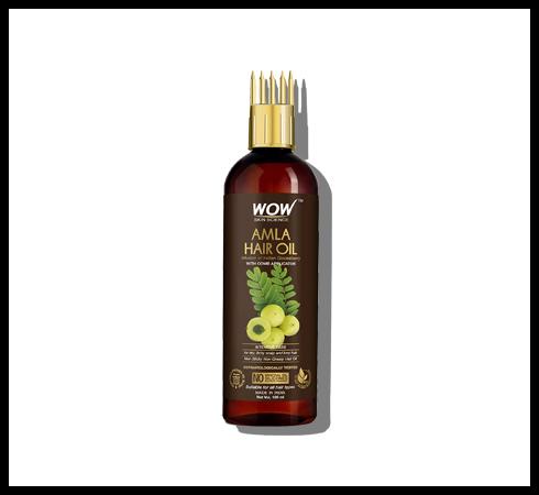 amla for hair growth