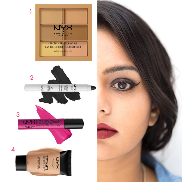#TheItList: NYX Professional Makeup essentials for every beauty junkie  2