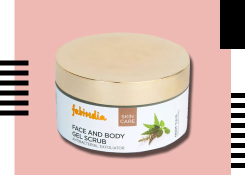 best body scrubs- FABINDIA