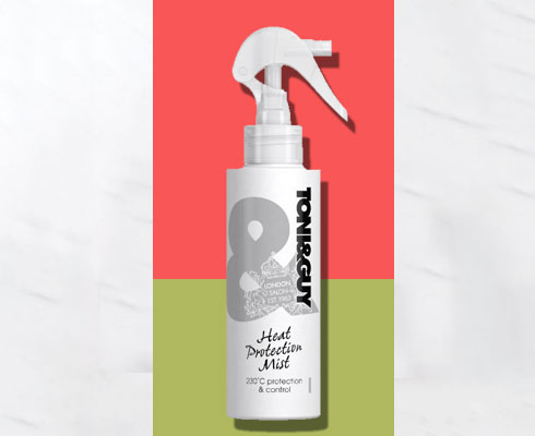 Five heat protection sprays your hair needs| 1