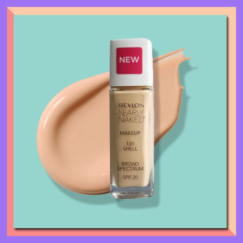 Natural Beauty Products- Foundation