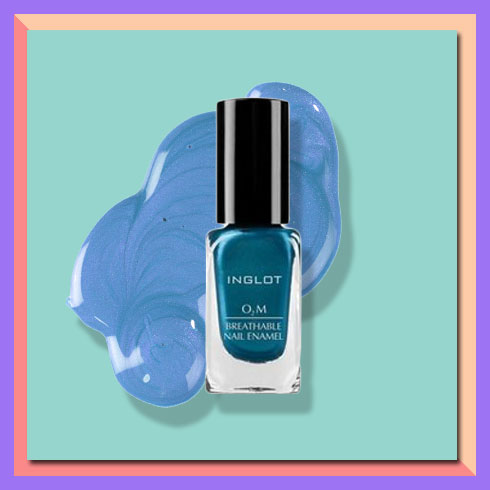 Sweat Proof Makeup- Nail Enamel