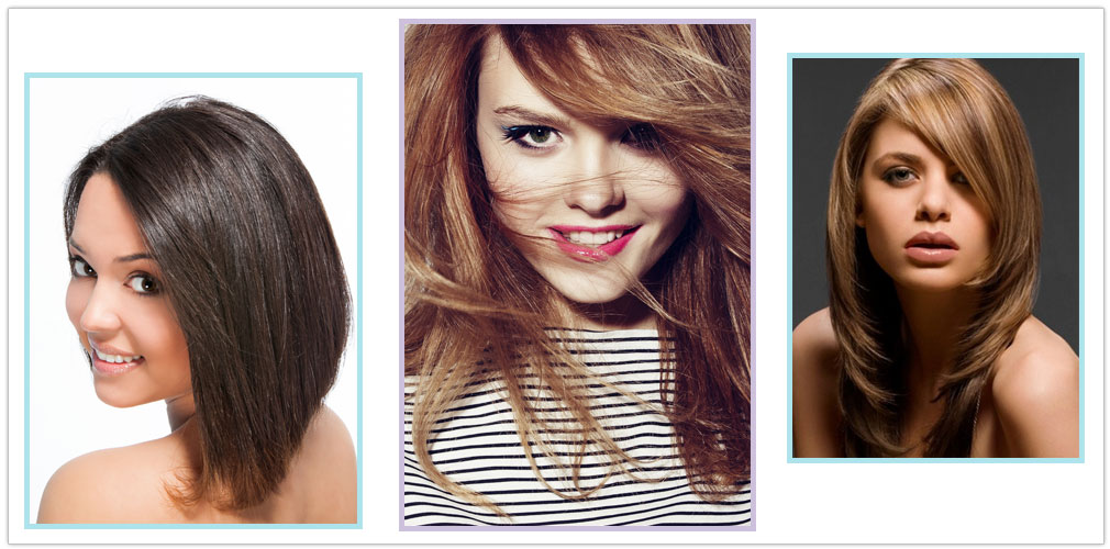 The perfect haircut for every face shape - 1