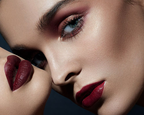 How To Wear Berry Makeup This Season| 1