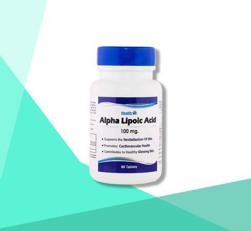 Best Supplements for Skin – Alpha Lipoic Acid