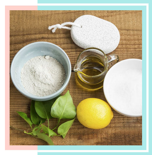 Bridal Skin Care- Baking Soda & Olive Oil Face Mask