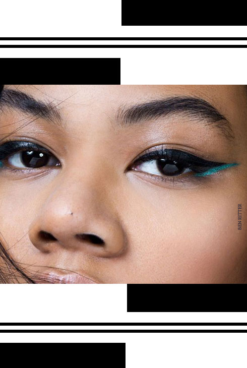 3 Dramatic Graphic Eye Looks Decoded - 2