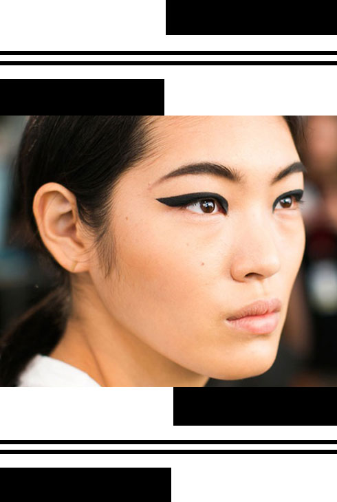 3 Dramatic Graphic Eye Looks Decoded - 3