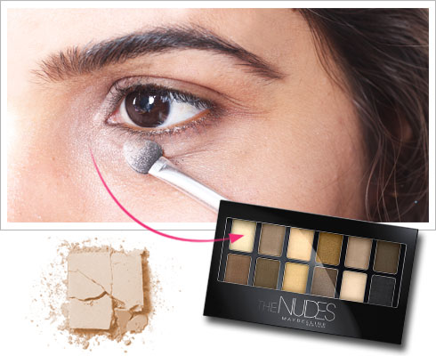 How To Use 1 Eye Shadow Palette in 8 Different Ways - 3