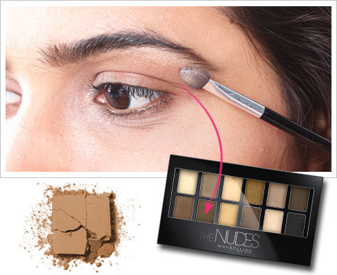 How To Use 1 Eye Shadow Palette in 8 Different Ways - 4