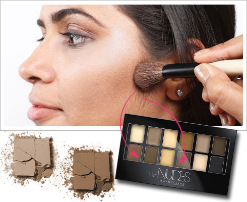 How To Use 1 Eye Shadow Palette in 8 Different Ways - 5