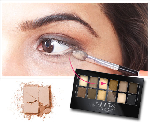 How To Use 1 Eye Shadow Palette in 8 Different Ways - 7