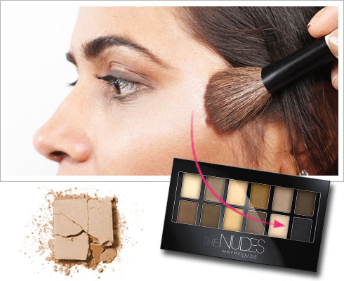 How To Use 1 Eye Shadow Palette in 8 Different Ways - 8
