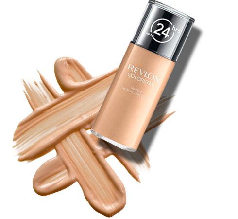 Best foundation for normal skin- Revlon Colorstay
