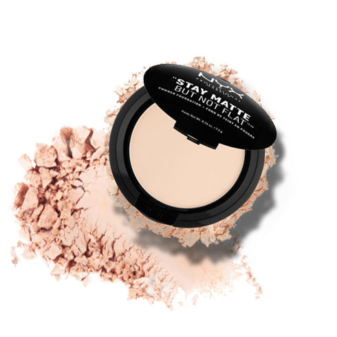 Best Foundation For Oily Skin- Powder Foundation