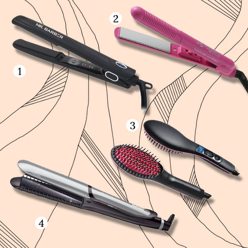 best hair straightener for women with fine hair