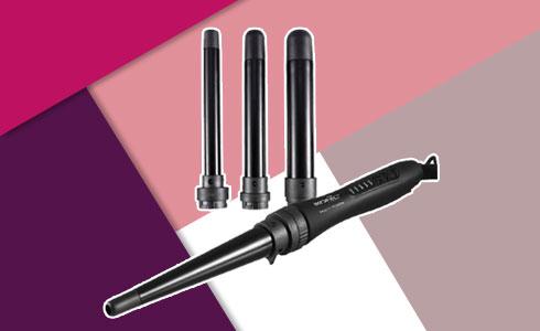 top hair stylers – multi-tong curlers