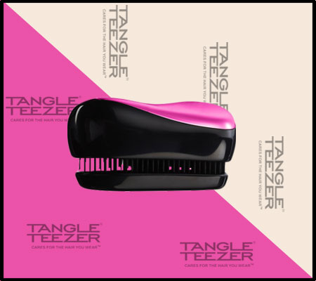 Hair peace at last with Tangle Teezer!| 1