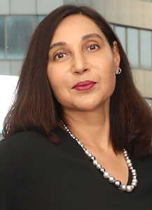 Madhavi Irani