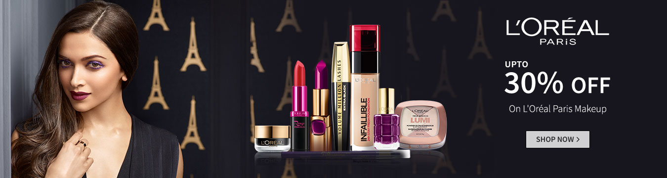 Loreal products offers