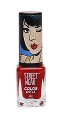 Streetwear Color Rich Nail Enamel  available at Nykaa for Rs.43