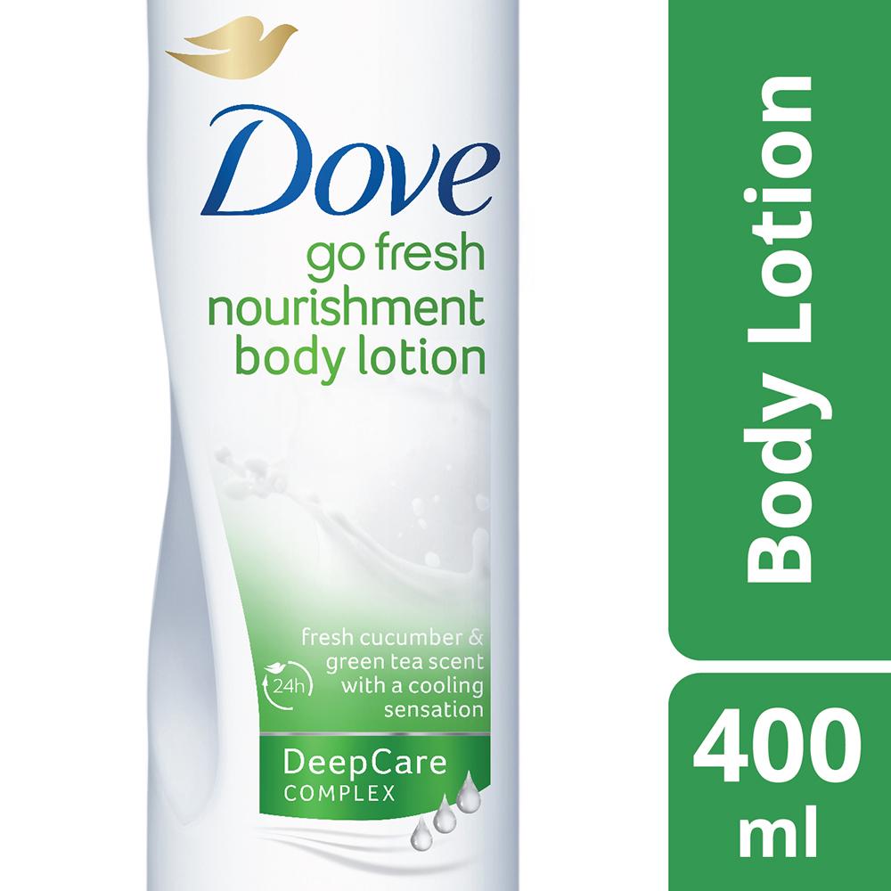 Dove Go Fresh Nourishment Body Lotion