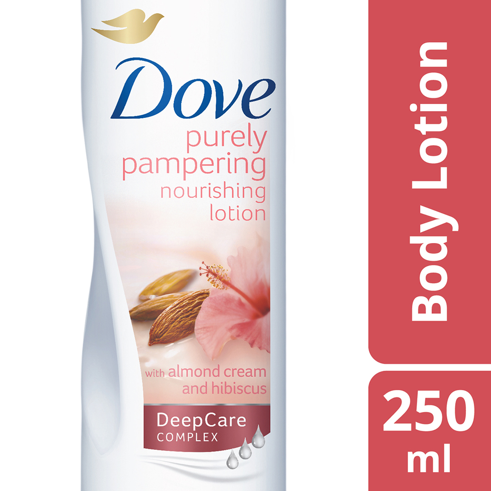 Dove Purely Pampering Almond Body Lotion - 250ml