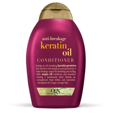 Organix Anti-Breakage Keratin Oil Conditioner  available at Nykaa for Rs.725