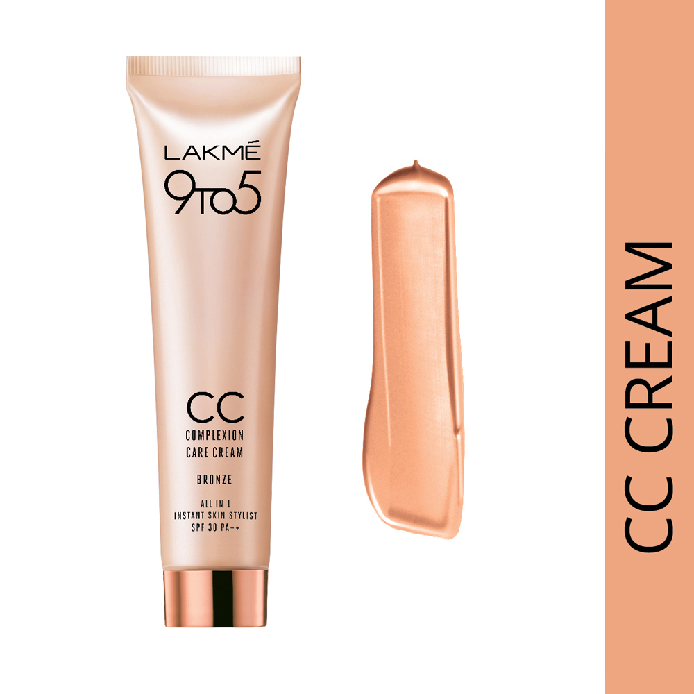 Lakme Complexion Care Face Cream  available at Nykaa for Rs.206