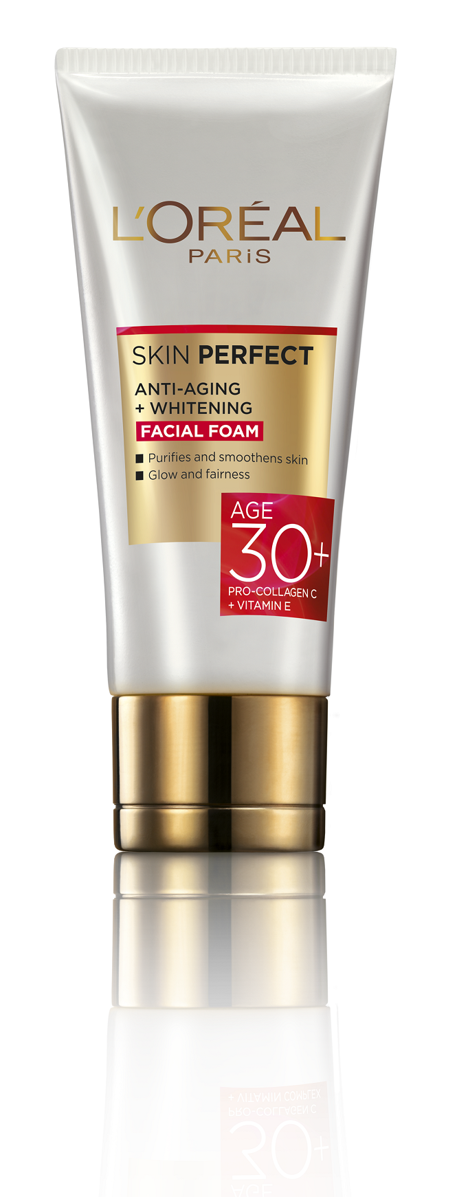 L'Oreal Paris Age 30+ Skin Perfect Facial Foam  available at Nykaa for Rs.135