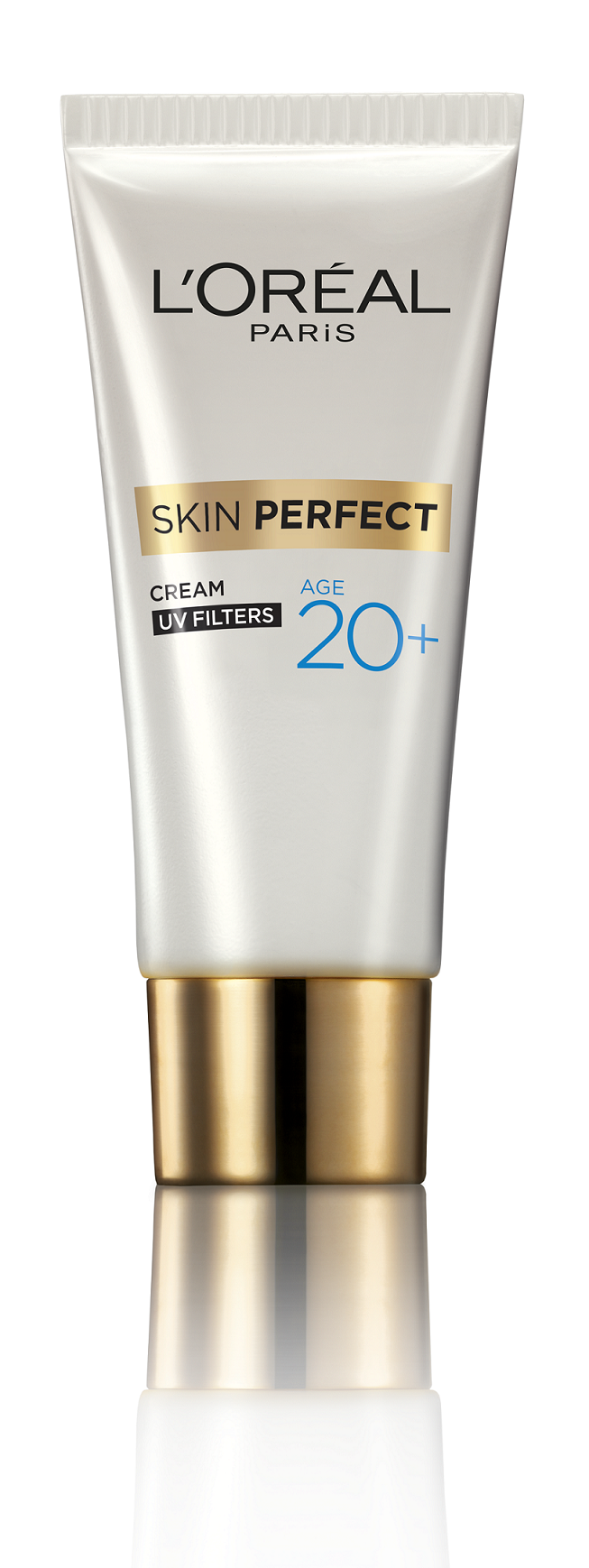 L'Oreal Paris Age 20+ Skin Perfect Cream UV Filters  available at Nykaa for Rs.99