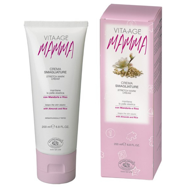 Bottega Di Lungavita Age Mamma Stretch Mark Cream  available at Nykaa for Rs.890
