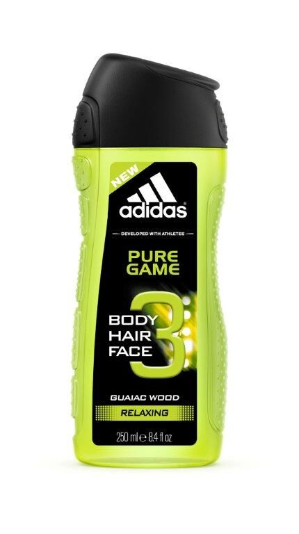 Adidas Pure Game Shower Gel  available at Nykaa for Rs.175